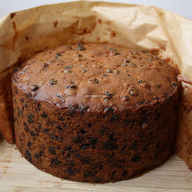 Старовинний рецепт Різдвяного кексу від Емілі Дікінсон. мороки дофіга, але може колись...