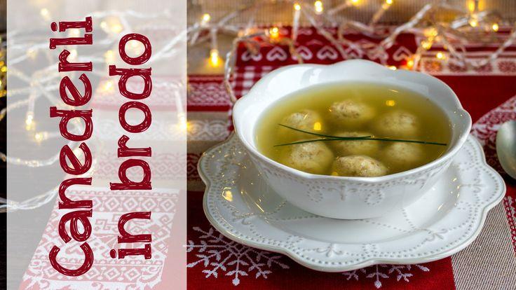 Ciao ragazzi, eccoci qui con il primo, realizzato per #NataleVeg: canederli in brodo, ricetta tipica tirolese, ma ovviamente rivisitata in modo veg ;) Ingred...