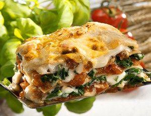 Lasanha vegetariana - Dicas Aki!