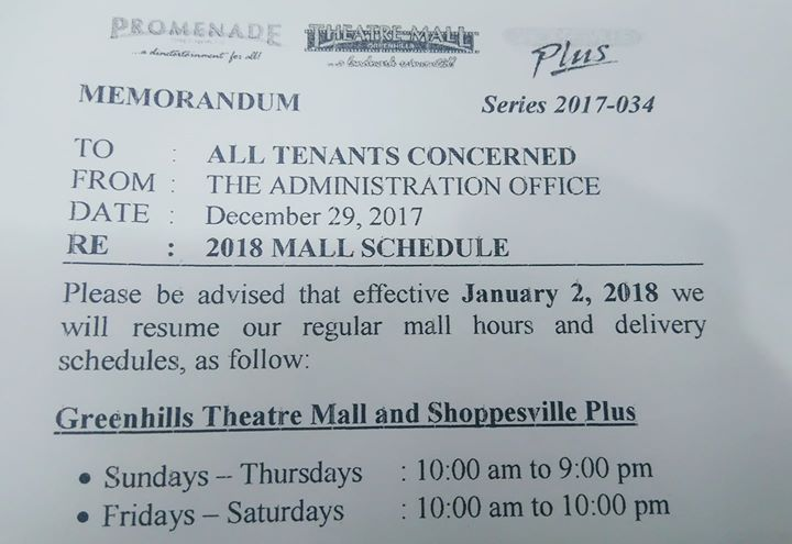 Mall Schedule for 2018 #hellokitty #sanrio#biggestfan #novelty #toys #clothing