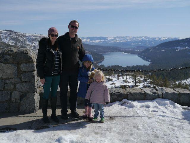 Little Hiccups: Lake Tahoe Snow Weekend