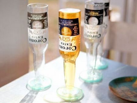 19 best images about corona on pinterest bottle for How to make corona glasses