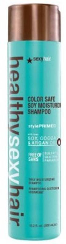 SEXY HAIR HEALTHY SEXY HAIR COLOR SAFE SOY MOISTURIZING SHAMPOO 10.1 OZ