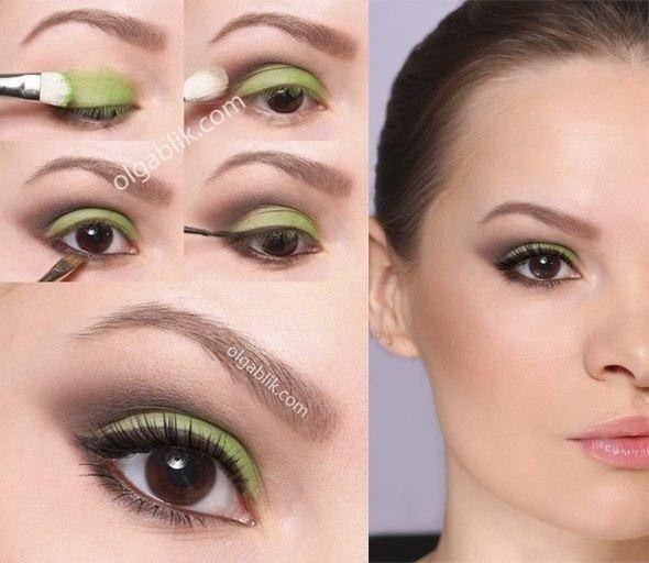 Beautiful, fabulous, gorgeous make-up ideas!