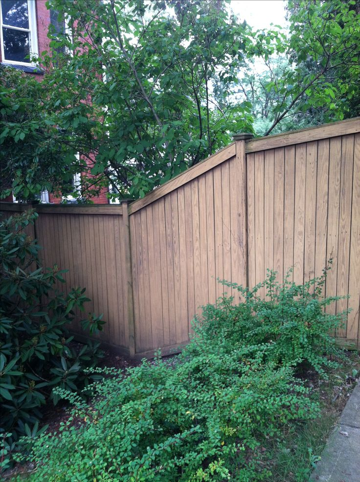 Best 25 Wooden Fence Ideas On Pinterest Wood Fences