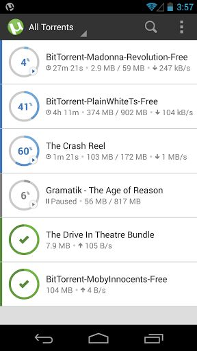 µTorrent - Torrent Downloader v3.32 build 241 [Pro]   µTorrent - Torrent Downloader v3.32 build 241 [Pro]Requirements:4.1Overview:Upgrade to AD-FREE μTorrent Pro from the developers of the #1 torrent app in the Google Play Store and the #1 bittorrent client on desktops worldwide!  About µTorrent Pro - Torrent App Upgrade to AD-FREE μTorrent Pro from the developers of the #1 torrent app in the Google Play Store and the #1 bittorrent client on desktops worldwide.  µTorrent Pro (uTorrent Pro)…