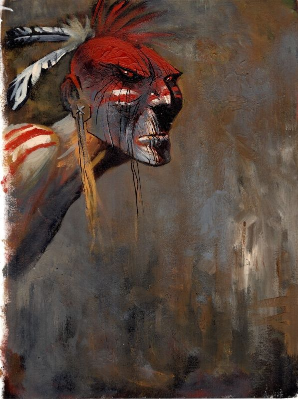 Cromwell - Le dernier des Mohicans par Cromwell - Couverture originale