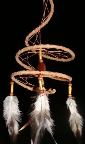 Spiral Dreamcatcher