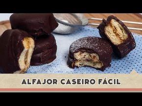 Alfajor Caseiro