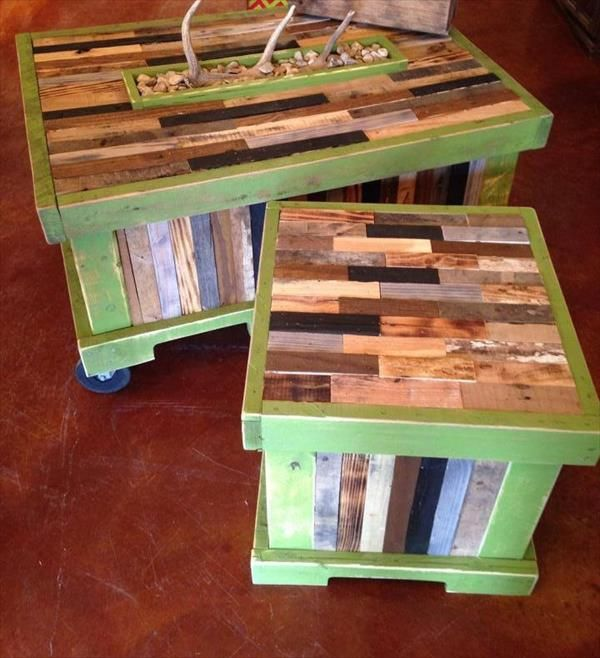Build Coffee Table From Pallets: 1000+ Images About Pallets On Pinterest