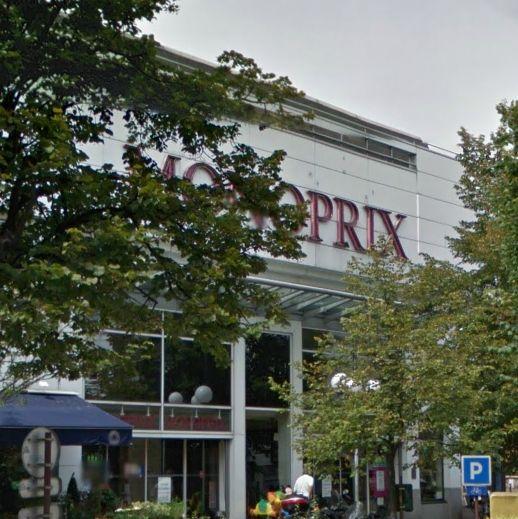 Monoprix centre commercial parly 2 - Centre commercial porte de saint cloud ...