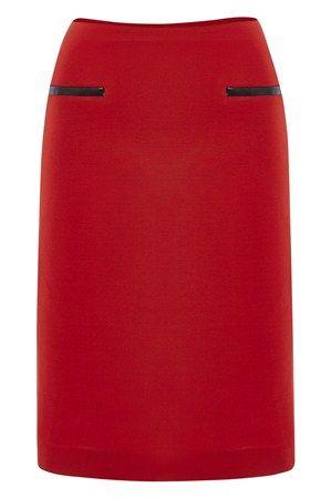 Ponte Pocket Detail Skirt - http://www.romanoriginals.co.uk/invt/80501
