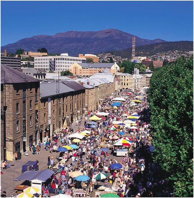 3 Perfect Days in Hobart: A 'How-To' Guide | Wandrful