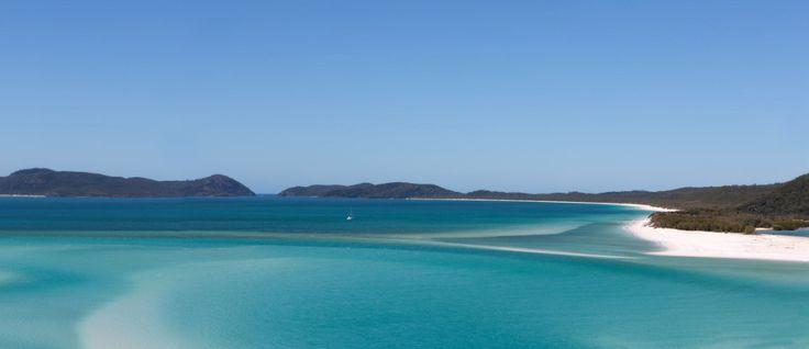 De Whitsundays bezoeken?Lees mijn tips voor de Whitsunday Islands die middenin het GrootBarrièrerif liggen. Ga hier backpacken en laat je dromen uitkomen!