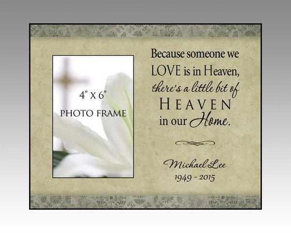 sympathy photo frames | Frameswalls.org