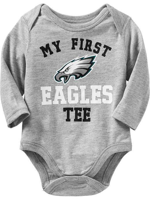 Old Navy Philadelphia #Eagles Baby Bodysuit.