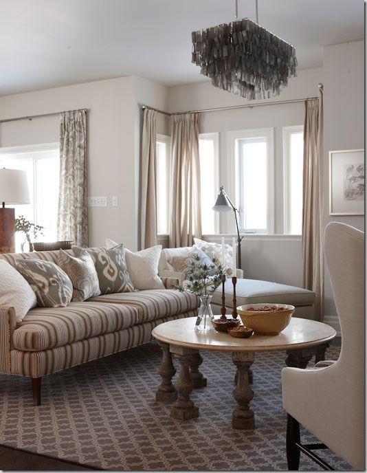 Want this albert dash rug shown in sarah 39 s house - Sarah richardson living room ideas ...
