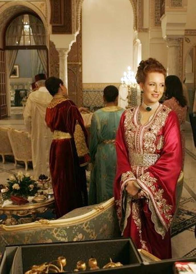 Moroccan Cftan Royal