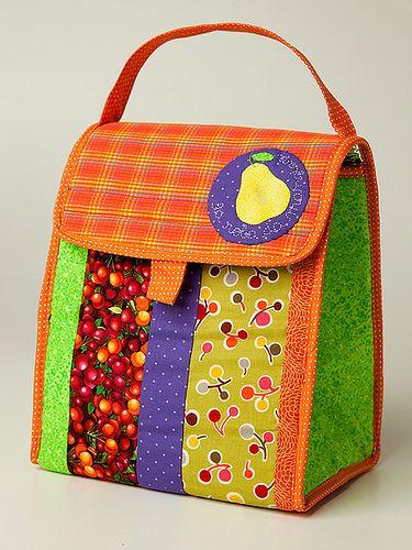 Misturinha 2 | Outra das Lanche Bags da Laurina. Essa com a … | carol heinen | Flickr