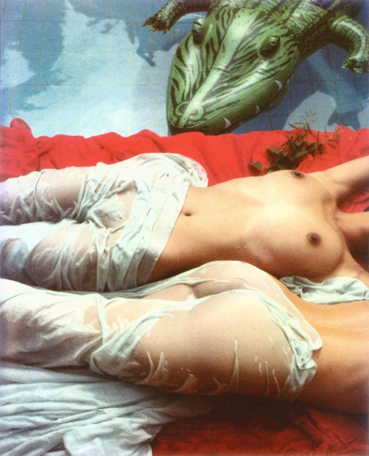 Polaroids, by Franco Fontana