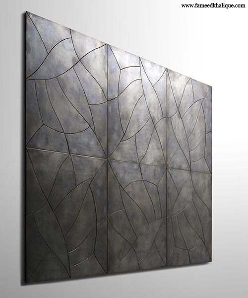 Stone and Marble, Installations, GB  Steel Panels