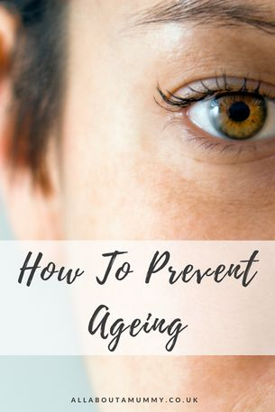 How to prevent ageing blog post