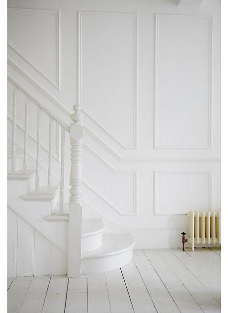 ♕ all white ~ beautiful