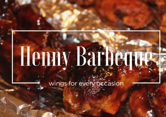 The weather is getting warmer and this means soon it will be time to uncover the grill, put on some music, pull out a deck of cards, and tell your aunt to bring the mac and cheese and get ready to have a barbecue. Oven-baked Hennessey-BBQ wings are perfect for a good cookout. They also