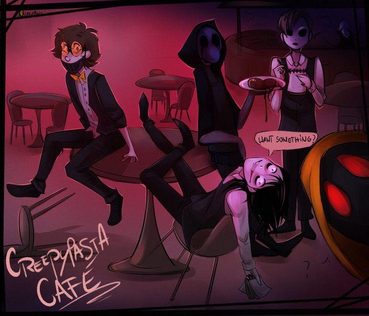Creepypasta / Крипипаста и другие ужасы