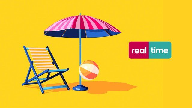Real Time summer idents on Vimeo