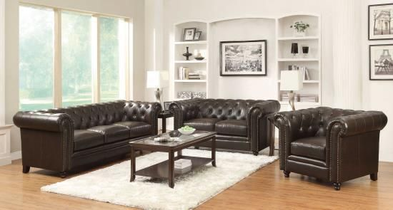 Dallas Furniture Store – Living Room 504551 S3 3PC (SOFA + LOVE+CHAIR) – Living room decor