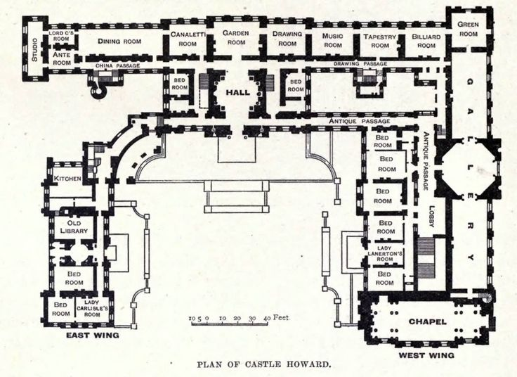 Mansion Palace Floor Plans Rpg
