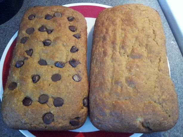 Really Low Fat, Low Cholesterol and Low Sugar Banana Bread