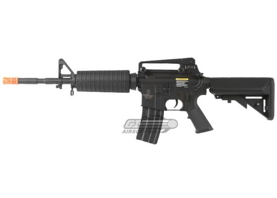 Lancer Tactical M4 A1 Carbine AEG Airsoft Gun get at www.airsoftgi.com/product_info.php?products_id=10723