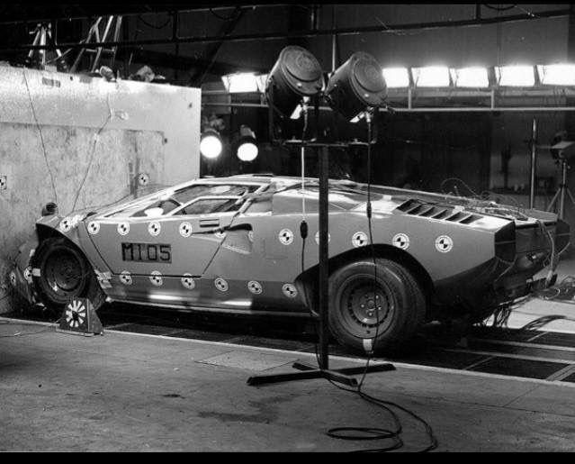lambo crash test cars of the dead pinterest. Black Bedroom Furniture Sets. Home Design Ideas