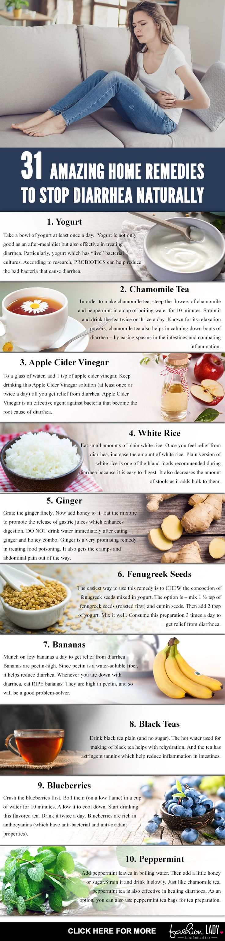 The Best Stop Diarrhea Ideas On Pinterest Diarrhea Remedies - How to stop diarrhea quickly by natural home remedies