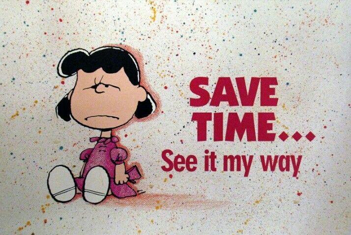 Peanuts Comics / Lucy