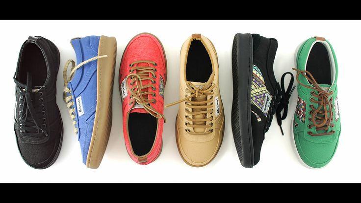 Morrison is an 100% Spanish sneakers brand with online shop. / Morrison es una marca 100% española y exclusivamente online.