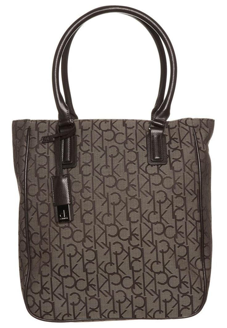 Shopping bags - brun