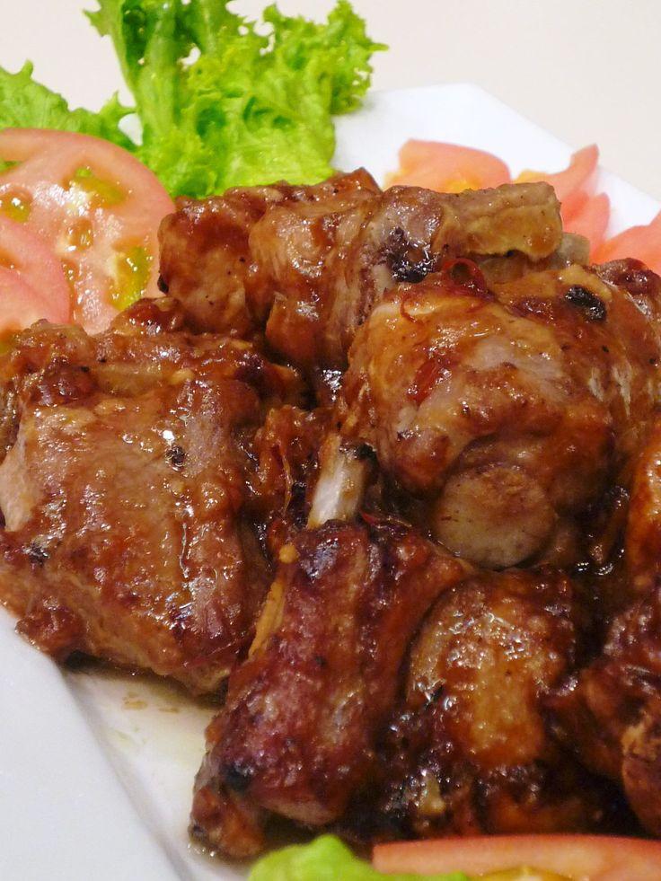 ポークスペアリブの上海豆鼓蒸し|きちんとレシピ|フードソムリエ