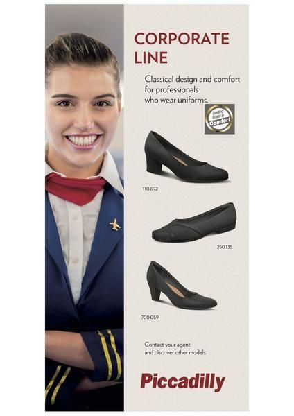 11 Best Flight Attendant Shoes Images On Pinterest
