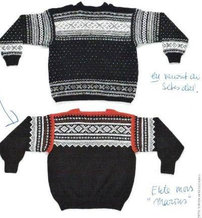 THE MARIUS SWEATER A NORWEGIAN ICON MARIUS GENSEREN - ET NORSKT IKON