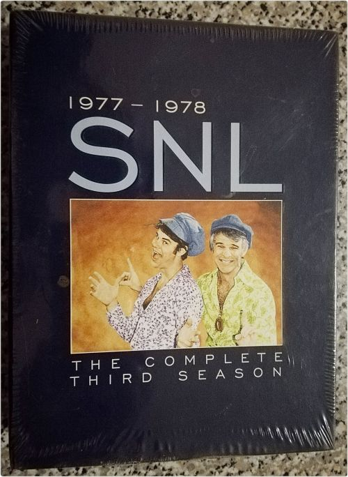 Buy Saturday Night Live. The Complete Third Season. 1977 - 1978for R600.00