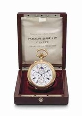 Patek Philippe. Estimate: 829 000 GBP. Christie's