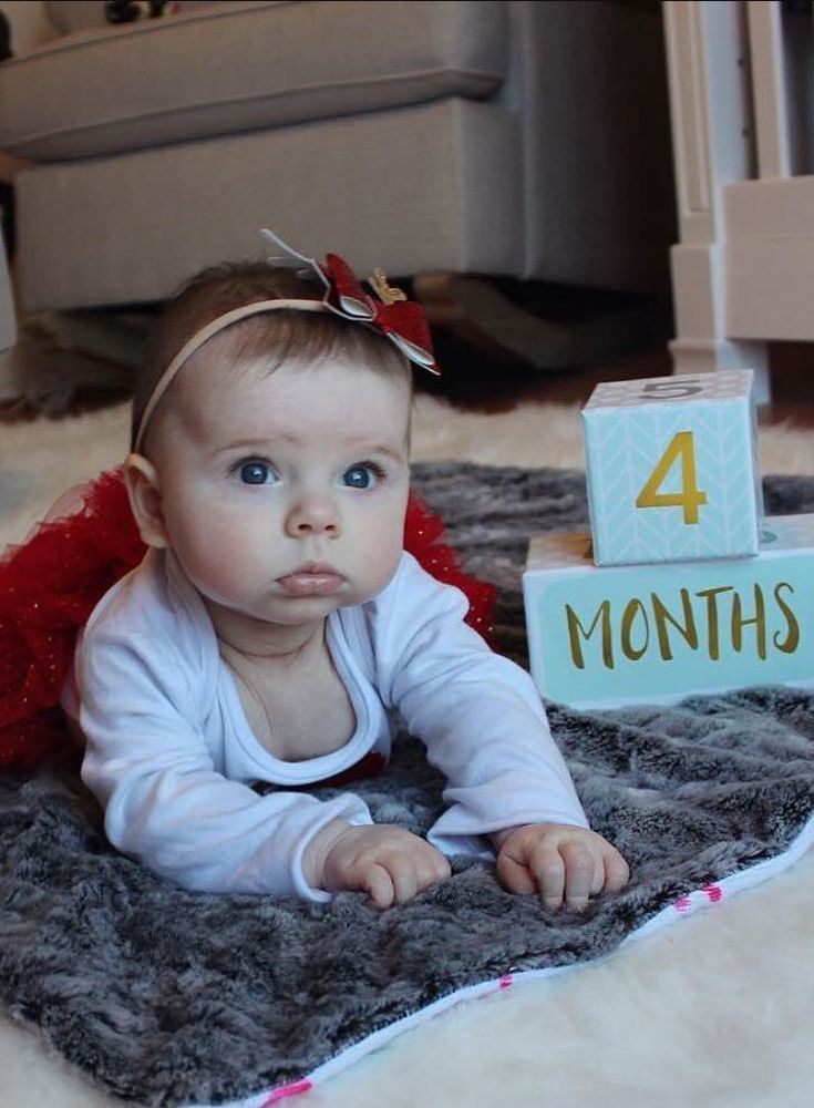 My First Milestone Baby Age Blocks Baby Age Blocks Baby Milestones Pictures Baby