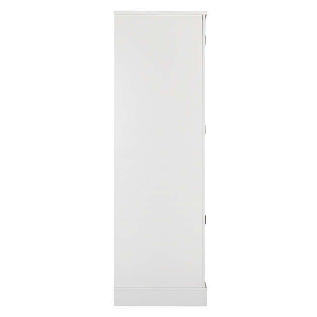 BuyJohn Lewis St Ives 2 Door, 2 Drawer Wardrobe, White Online at johnlewis.com