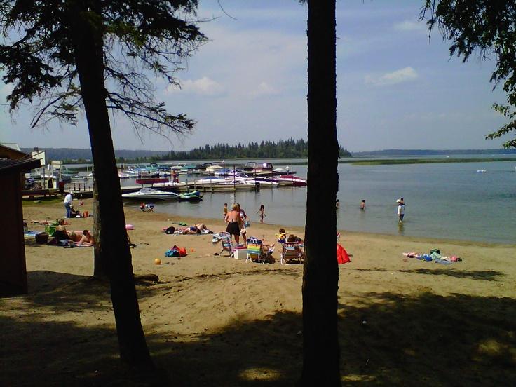 Emma Lake, Saskatchewan. Favorite place on the planet. hands down.