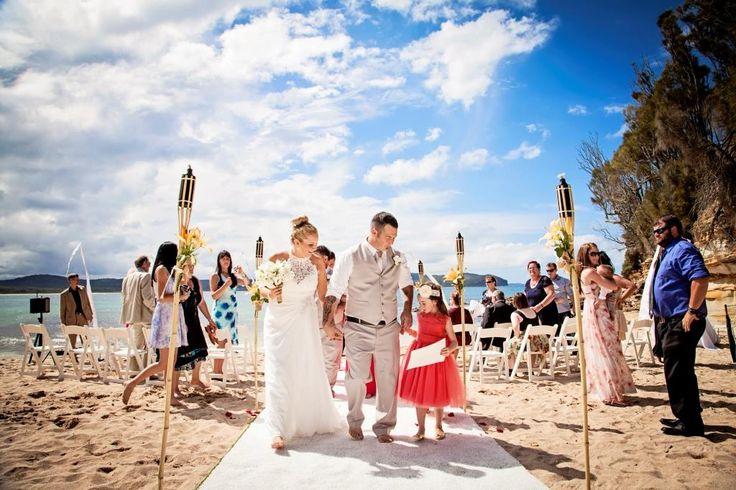 Weddings | Murramarang Beachfront Nature Resort | Family Accommodation NSW South Coast | NRMA