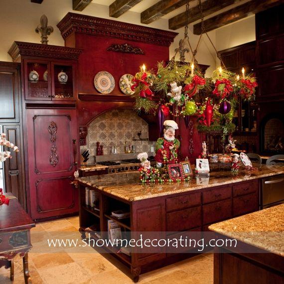 Christmas Kitchen Accessories: Best 25+ Christmas Kitchen Decorations Ideas On Pinterest