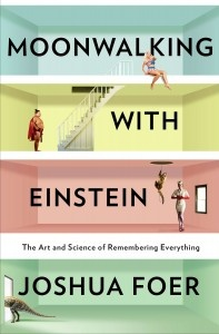 In Moonwalking with Einstein, Joshua Foer explores the transition from oral  teachings to the printed word and what that means not only for our ability to memorize, but also how we value memory. While this topic is not new, with the recent launch of Facebook Timeline (Facebook's largest overhaul to date) the subject manner is apropos. Never before has it been easier to revisit and recall past conversations, photographs, events, and friend adds. With three clicks, I was able to revisit a post…